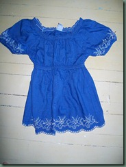 Blue Peasant shirt (3)