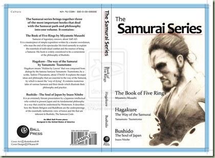 The_Samurai_Series___Design_by_57Kunst