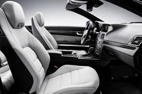 Mercedes Benz E Class Coupe Interior. Interior Mercedes-Benz E-Class