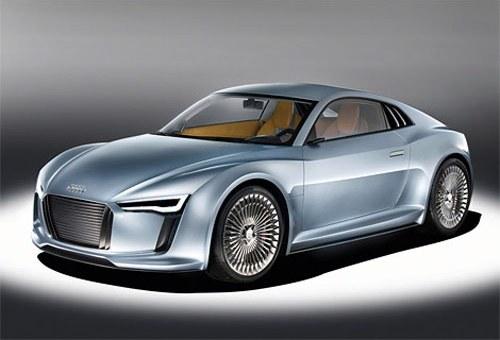 Audi E-tron (coupe)