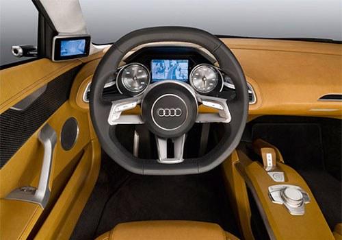 Interior Audi E-tron