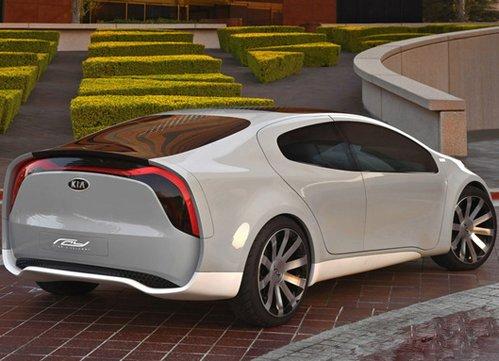 Concept car KIA Ray