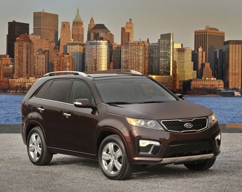 on One Of The Most Popular Cars Of Lineup Kia     Crossover Sorento