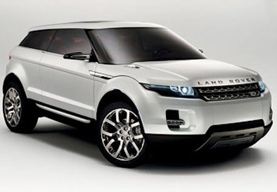 Land Rover in the autumn will show a crossover