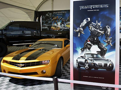 GM it is integrated in «Transformers»