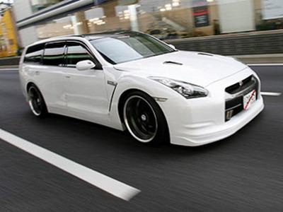 Nissan M35 Stagea