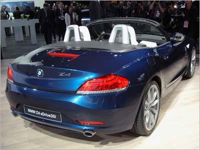 Cabriolet BMW Z4