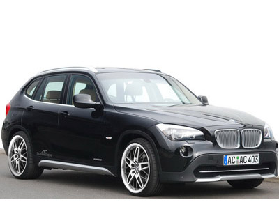 Crossover BMW X1