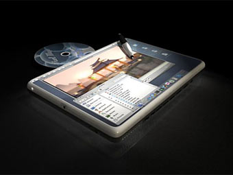 Internet tablet