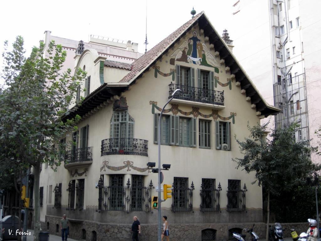 Casa pere company barcelona modernista - Casa modernista barcelona ...