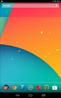 Screenshot of Nexus 5 Live Wallpaper