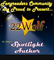 Spotlight Author 22Wolf