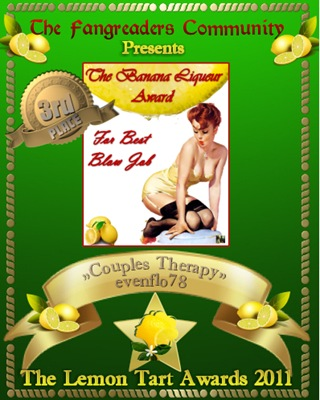 The Banana Liqueur Award 3rd place