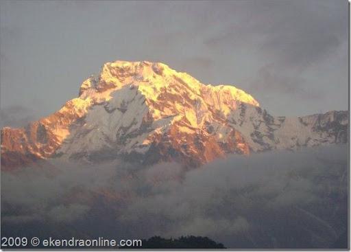 Mountain of Nepal, © ekendraonline.com