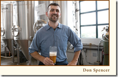 image of Silver City's Head Brewer Don Spencer, courtesy of Silver City's website