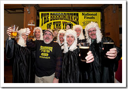 image of Bill Howell courtesy of Jay Brook's of Brookston Beer Bulletin