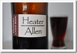 image of Heater Allen's Dunkel courtesy of our Picasa page