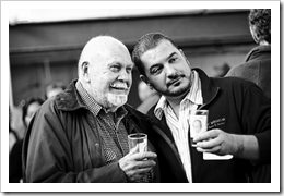 image of Fred Eckhardt courtesy of Portlandbeer.org's Flickr page