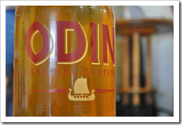image Growler of Freya's Gold from Odin Brewing's Recently Opened Tasting Room courtesy of our Flickr page