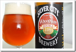 image of Whoop Pass Double India Pale Ale courtesy of our Flickr page