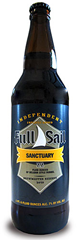 image of Sanctuary in the bottle courtesy of Full Sail Brewery