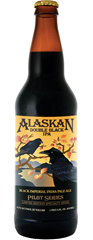 image of Alaskan Double Black India Pale Ale courtesy of Alaskan Brewing