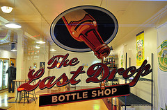 image of The Last Drop Bottleshop courtesy of our Flickr page