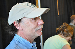 image of Boundary Bay's owner Ed Bennett courtesy of our Flickr page