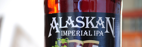 image of Alaskan's Imperial India Pale Ale courtesy of our Flickr page