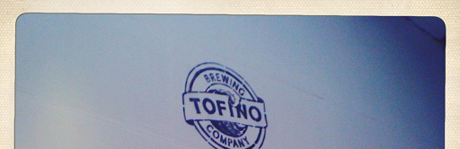 image courtesy of Tofino Brewing's website