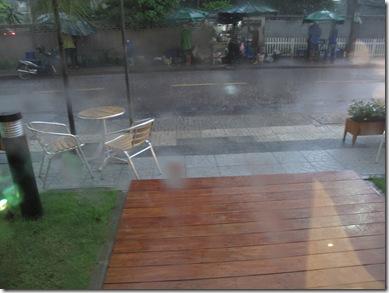 Bangkok Monsoon Rains