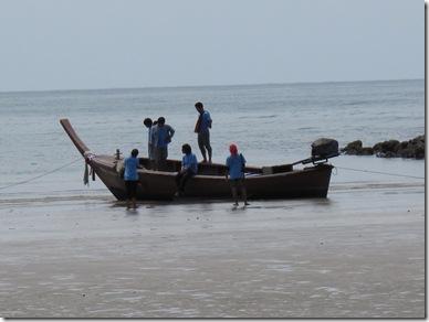Lanta Long Boat