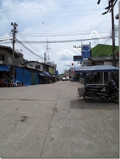 Saladan Road Koh Lanta