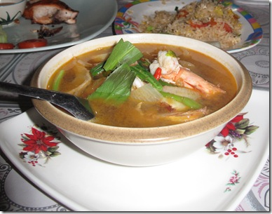 Tom Yum Spicy Soup