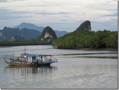 Krabi River View