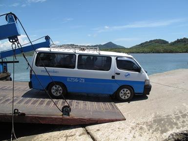 Koh Lanta Minivan