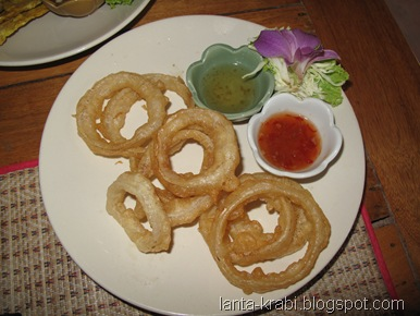 Onion Rings Thai Orchid