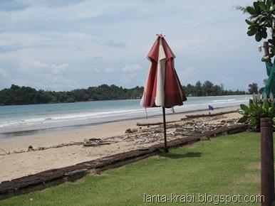Deserted Beach Koh Lanta