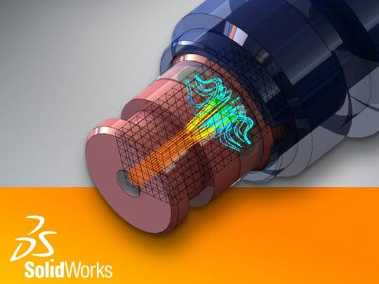 SolidWorks Flow Simulation 2009 Capabilities