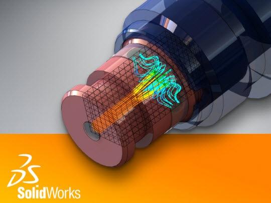 SolidWorks Flow Simulation 2009 Capabilities