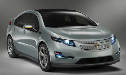 GM Volt 100KMPL Car
