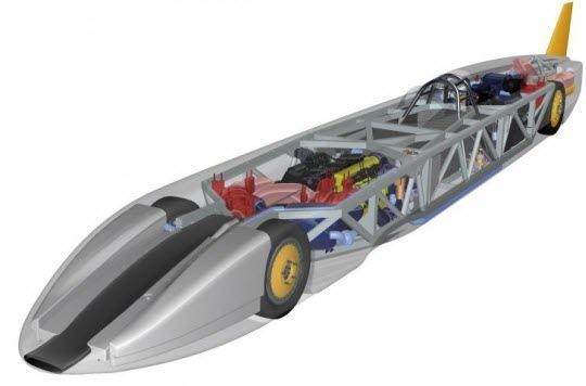 JCB's Dieselmax Cutaway
