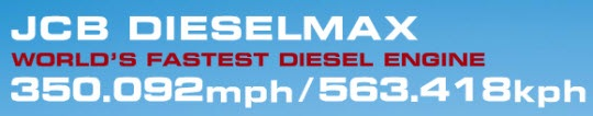 JCB's Dieselmax World's Fastest Diesel Engine