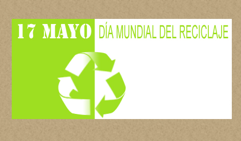 imagen para felicitar el dia mundial del reciclaje,image to compliment the global recycling day
