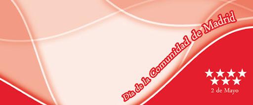 imagen para el dia de la comunidad de madrid