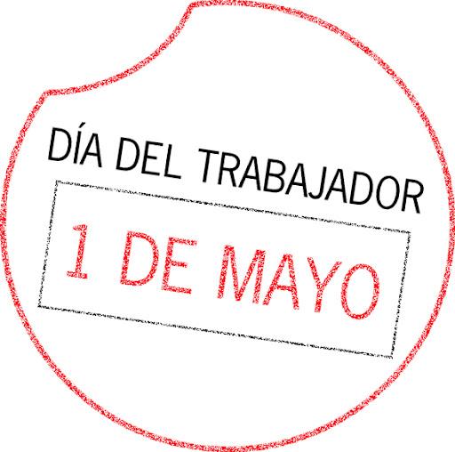 imagen para etiqueta del dia del trabajador, label image for labor day