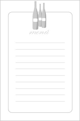 modelos de menus para imprimir, printable menus models
