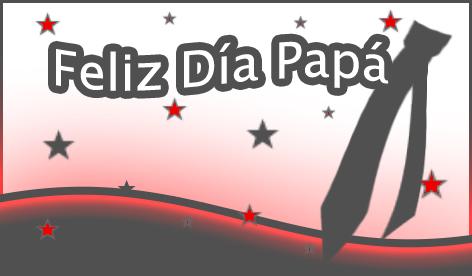 felicitacion para el dia del padre