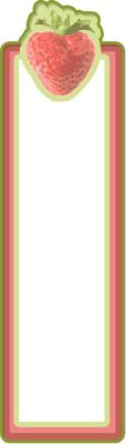 marcapaginas punto de libro con fresa