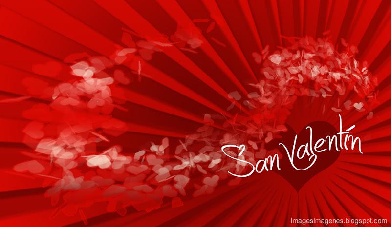 felicitacion san valentin